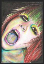 Colour Explosion by DDaniela
