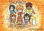 Bleach Ranger by cyu
