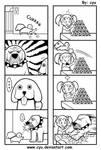 Toge Manga by cyu