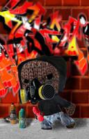 Tagger Sackboy by thapnoy