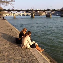 Sur Le quai by pchris1602