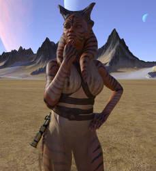 Jedi by MioraaKnight