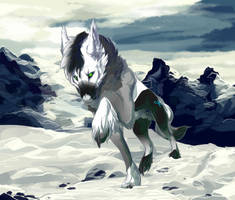 In The North (COM) by MoscoMoon
