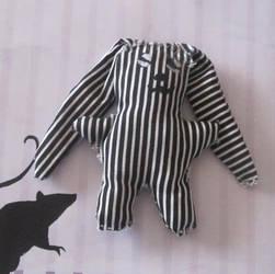 Asylum Inmate Plushies - Bunny by goshusuedo