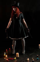 Lolita Dress in Burton style! by HelenQuila