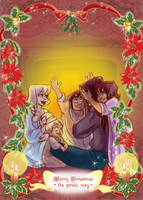 A Balthasar Christmas by Dedasaur