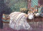 Romantic nap by Dedasaur
