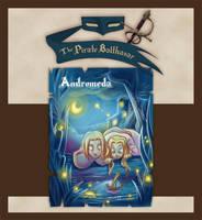 TPB - Andromeda - Cover by Dedasaur