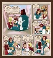 Webcomic - TPB - Long Overdue - Page 60 by Dedasaur