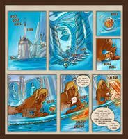 Webcomic - TPB - Colapesce's Reality - page 1 by Dedasaur