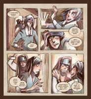 Webcomic - TPB - The Slave Ship - Page 4 by Dedasaur