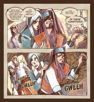 Webcomic - TPB - The Slave Ship - Page 7 by Dedasaur