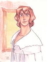 webcomic - TPB - Skecthaday - 4 - Jean Baptiste by Dedasaur