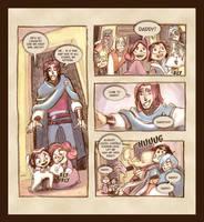 Webcomic - TPB - The Slave Ship - Page 39 by Dedasaur
