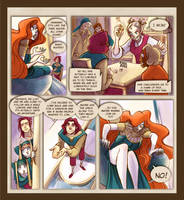 Webcomic TPB Circe Page 135 by Dedasaur
