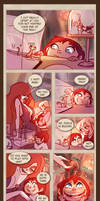 Webcomic - TPB - Chapter 11 - Page 17 by Dedasaur