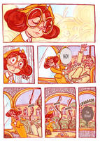 The Flower and the Nose Page 116 by Dedasaur