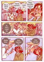 The Flower and the Nose Page 141 by Dedasaur