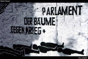 Berlin Mauer II by TheEcleptic