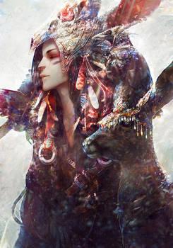 Forest Spirits by Valentina-Remenar