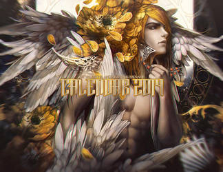 +CALENDAR 2014+ by Valentina-Remenar