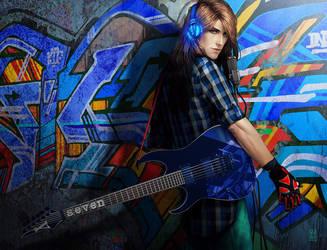 ROCK 'N' ROLL by Valentina-Remenar