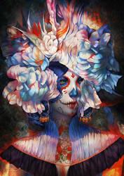 Colorful Death by Valentina-Remenar