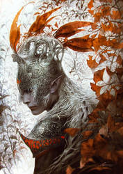 Elven Prince by Valentina-Remenar