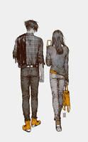 The Walk by Valentina-Remenar