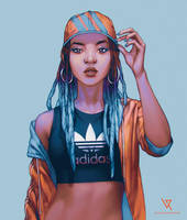 Adidas + VIDEO by Valentina-Remenar