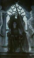 Throne of Darkness by Valentina-Remenar