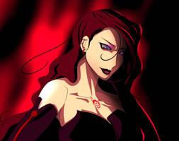 Lust FullMetal Alchemist by Senrus