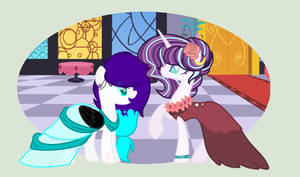 Me And Magical Brownie In Gala by Miss-DumpAss