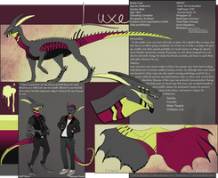 Luxe Reference Sheet by Kdaea