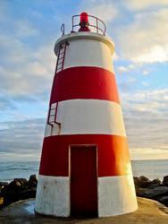 Praia da Rocha Lighthouse by Sonia-Rebelo