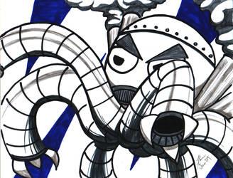 Mech Octopus by LCom
