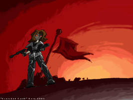 Scorched earth by LCom