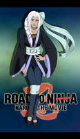 Naruto the Movie: Road to Ninja. OC:Erai Kogarashi by Freecreator