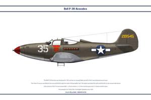 P-39Q USAAC 72FS 1 by WS-Clave