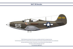 P-39Q USAAC 339FS 1 by WS-Clave
