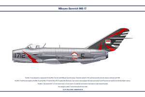 MiG-17 Indonesia 2 by WS-Clave