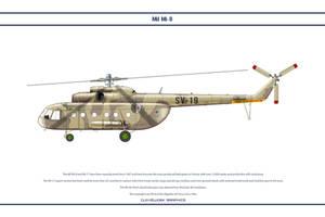 Mil Mi8 Algeria 1 by WS-Clave