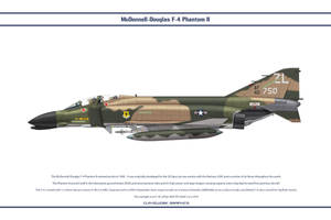 F-4C USAF 44TFS 1 by WS-Clave