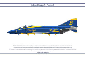 F-4J Blue Angels by WS-Clave