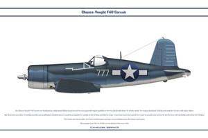 F4U-1A USA VMF-212 1 by WS-Clave