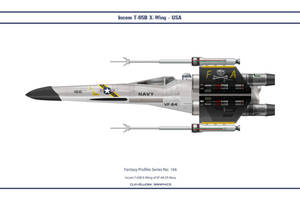 Fantasy 166 X-Wing VF-84 by WS-Clave