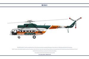 Mil Mi8 Estonia 1 by WS-Clave