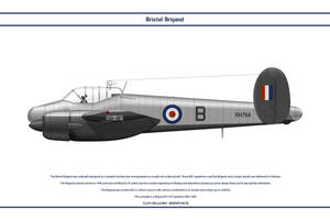 Brigand GB 8 Sqn 1 by WS-Clave