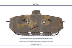 A7V Tank 2 by WS-Clave