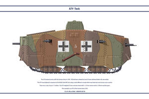 A7V Tank 3 by WS-Clave